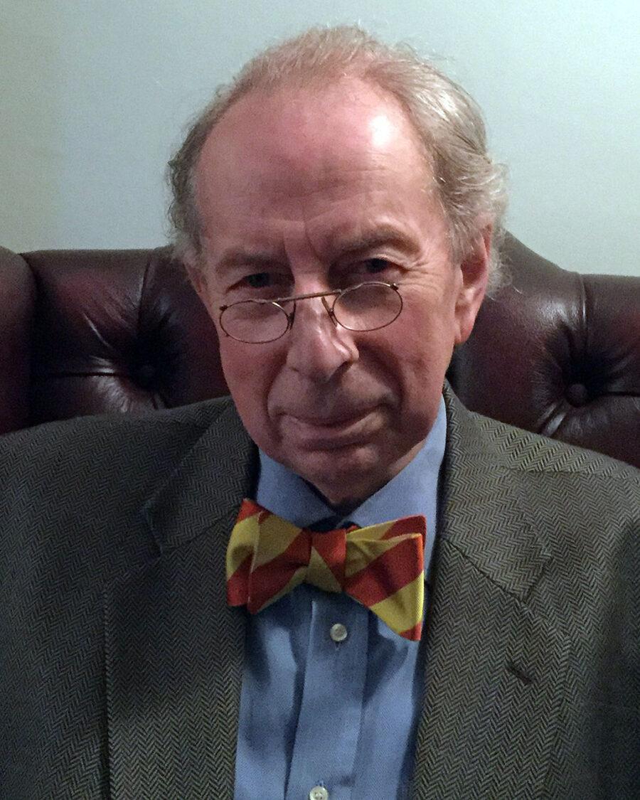 Dr Vernon Coleman 2019. Photo: Emily Husband Mortimer